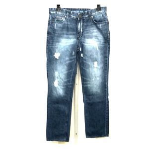 Calvin Klein Distressed Jeans size 32x32